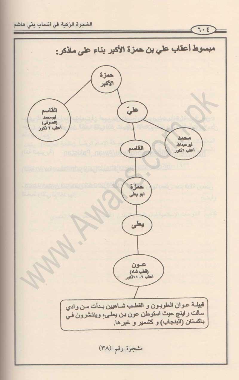 Fmaily Tree Awon Bin Yallah