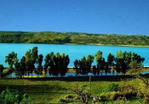 Khhabeki Lake Soon Valley Pakistan