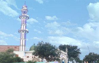 abdullah golra masjid